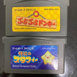中古品ゲームボーイアドバンスソフト