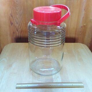 「 果実酒びん 」 5リットル 1本 日本製 美品