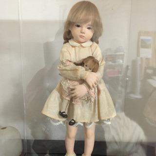 [値下げ]女の子の人形
