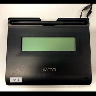 【あげます】Wacom STU-300 サインタブレット
