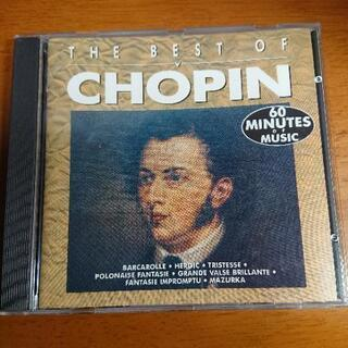 クラシックCD THE BEST OF CHOPION ザ・ベス...