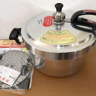 ★ピースター 圧力鍋 4.5L 美品