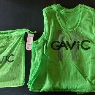 ●ビブス ジュニアGAVIC ガビック 10枚 新品●