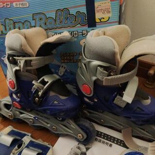 インラインローラースケートセット
