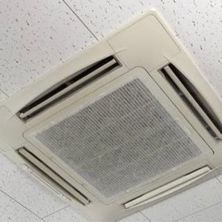 12000円天井エアコン清掃 沖縄ネコの手