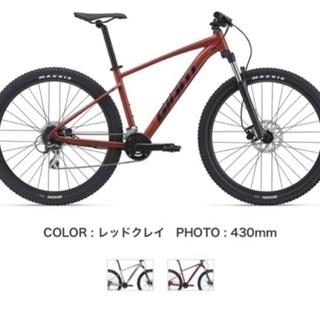 GIANT  TALON2 2021年モデル ロードバイクハードテイル