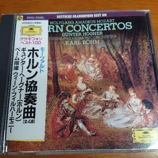 1978年11月-1980年4月 ウィーン モーツァルト:ホルン協奏曲