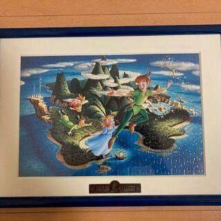 ジグソーパズル (ピーターパンと白雪姫)