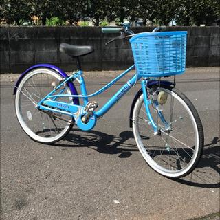 ※プロフ必読※【22インチ】アサヒサイクル・子供用自転車・中古車