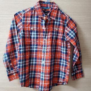 GAPKids120cm春物ネルシャツ