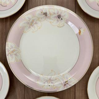 【お値下げ】ハナエモリ お皿セット 5枚