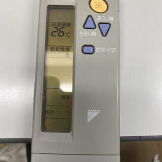 エアコン用リモコンのマザーボード