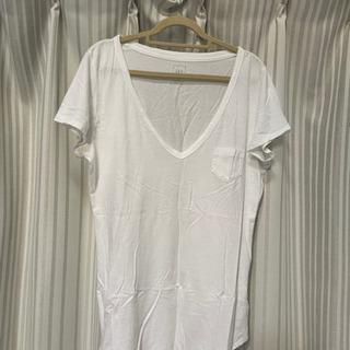 GAP 白いシャツ レディース