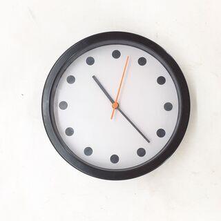 壁掛け時計 丸型