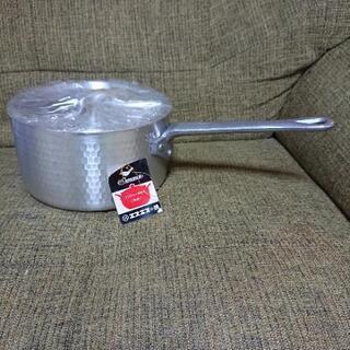 島本製作所 片手鍋 21㎝ 新品 未使用 エスエスの鍋