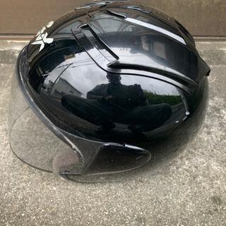 スズキGSXジェットヘルメット