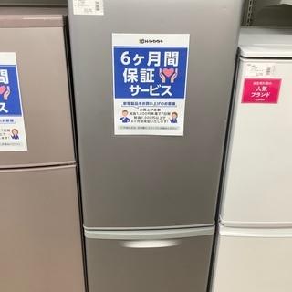 安心の6か月付き!!2011年製パナソニックの冷蔵庫!!