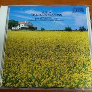 1970年3月 ヴィヴァルディ:ヴァイオリン協奏曲(四季)
