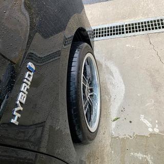 215/45/18 タイヤ ホイール マーベリックホイール  - 売ります・あげます
