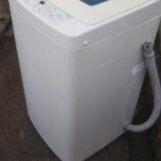 ハイアール4.2kg用2017年製全自動洗濯機JW-K42M