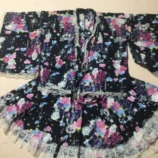 フリフリ浴衣  サイズ150