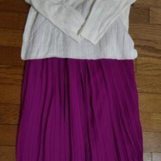 セーター スカート 上下 セット (単品可)