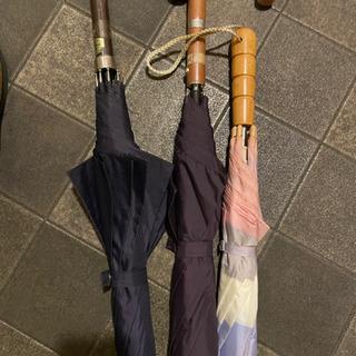 【値下げしました】長傘3本まとめての画像