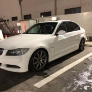車検有!! 希少☆左ハンドル☆低走行 BMW E90 3シリーズ...