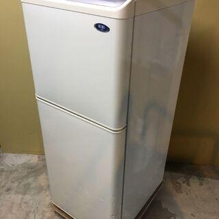 東芝 2ドア冷蔵庫 137L GR-BiBi07 2006…