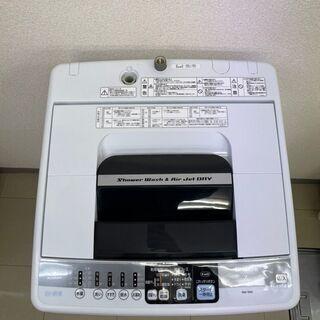 日立 洗濯機 7kg 2013年製 AS031705