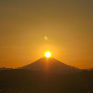 ダイヤモンド富士の撮影方法教えます!