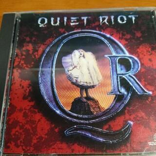 輸入盤 / QUIET RIOT  『新たなる暴動』