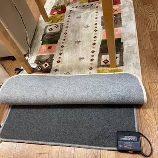 ニトリ ホットカーペット1帖 吸湿発熱+蓄熱 フロアマット - 名古屋市
