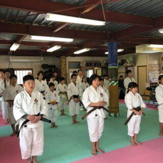 見学、体験、入門者募集中 少林寺拳法で気持ちよく身体を動かしてみ...