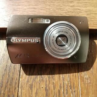 ☆OLYMPUS☆ デジカメ  U710