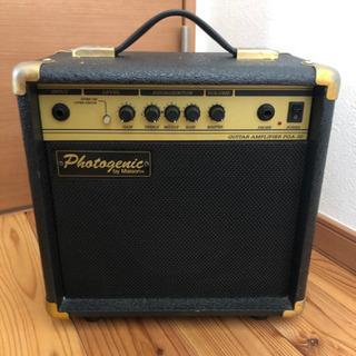 値下げしました!!【ギターアンプ】photogenicギターアンプ
