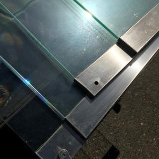 ガラス戸4枚☆86145W630H2290x4枚厚さ8mm…