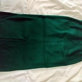 タグ付き ニットスカート