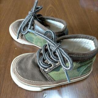 【美品】GAPの靴 12.5cm