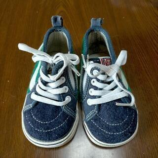 VANSの靴  14cm