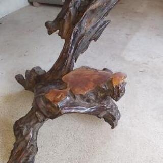 木製の置物(1)