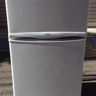 【RKGRE-596】特価!ハイアール/86L 2ドア冷凍冷蔵庫...