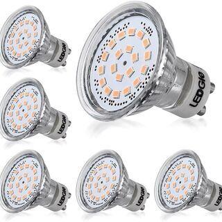 【新品】LEDGLE 3.6W LED電球 口金GU10 …