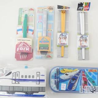 【未使用】大和玩具 ダイワトーイ スケーター ランチボックス 箸...