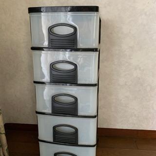 5段ボックス