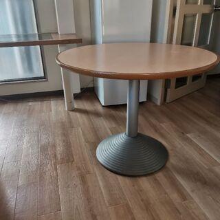 90センチの丸テーブル