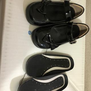 【ネット決済】フォーマル靴18.17.5