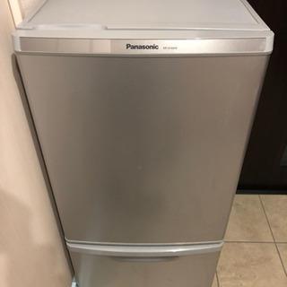 高年式 Panasonic冷蔵庫 138L