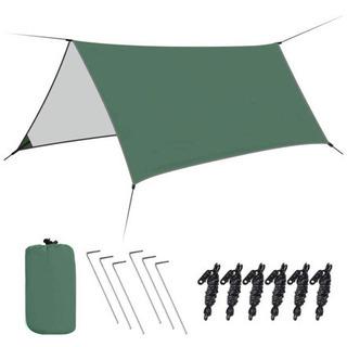 防水タープ タープテント サイドシート 軽量 高耐水加工 紫外線カット
