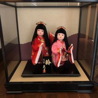 日本人形 久月 差し上げます